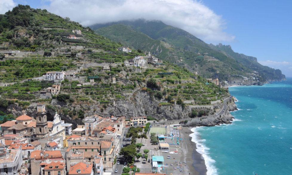 minori costa d'Amalfi