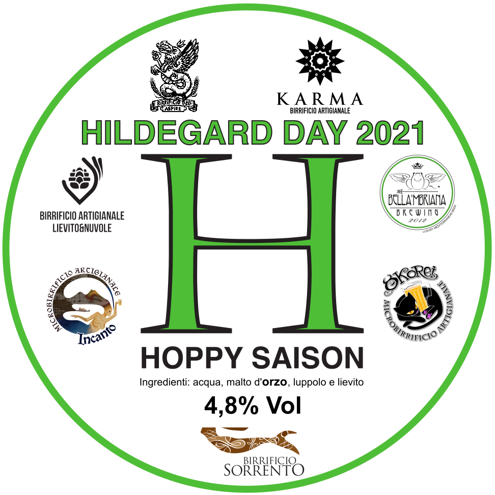 Medaglione Hildegard Day 2021